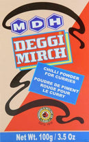 MDH Deggi Mirch Masala (Red Chili Powder)