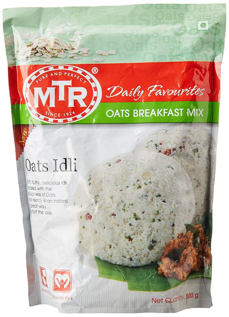 MTR Breakfast Mix Oats Idli 500gm
