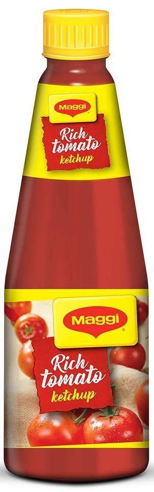 Maggi Authentic Indian Rich Tomato Sauce Ketchup 1KG