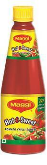 Maggi Hot & Sweet Tomato Chilli Sauce (Ketchup) 17oz
