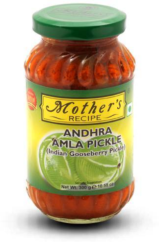 Mother's Recipe Andhra Amla Pickle