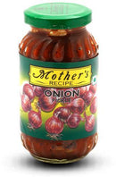 Mother's Recipe Madras Onion Pickle 300gm