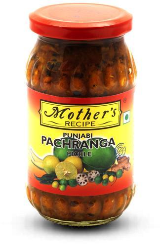 Mother's Recipe Punjabi Pachranga Pickle 500gm