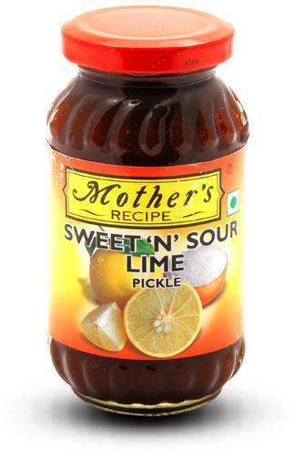 Mother's Recipe Sweet N Sour Lime Pickle 500gm
