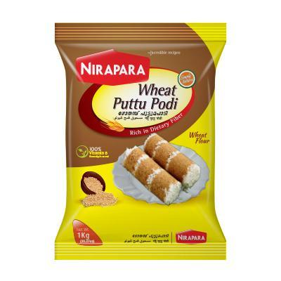 Nirapara Wheat Puttu Podi