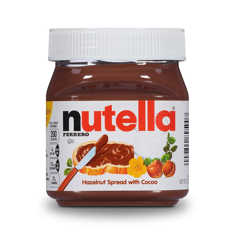 Nutella Hazelnut Spread 13oz
