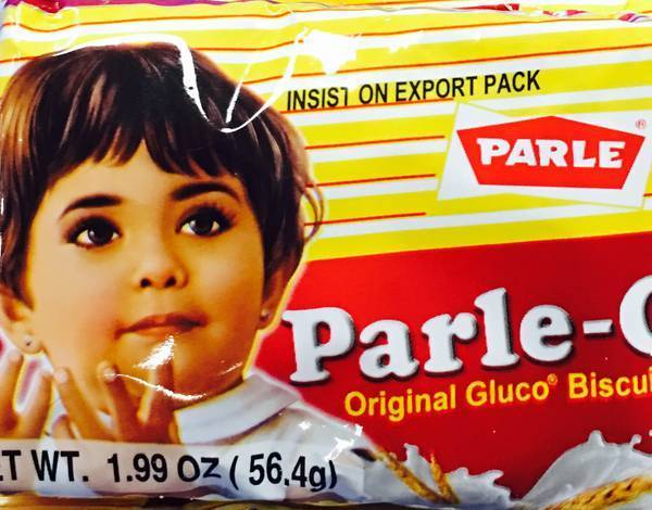 Parle G Biscuits - Small Pack