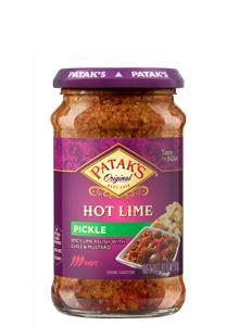 Patak Hot Lime Pickle 283gm