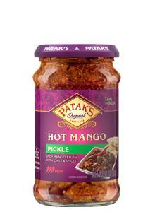 Patak Hot Mango Pickle 283gm