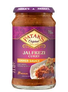 Patak's Jalfrezi Curry Simmer Sauce 425gm