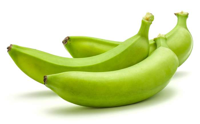 Plantains Raw Bananas
