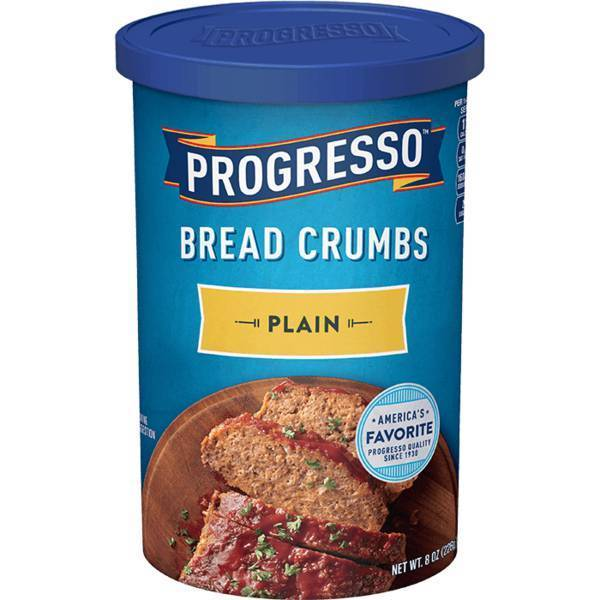 Progresso Plain Bread Crumbs Breadcrumbs
