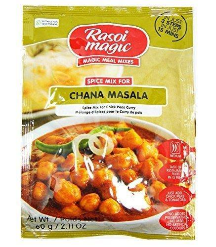 Rasoi Magic Chana Masala Spice Mix 60gm