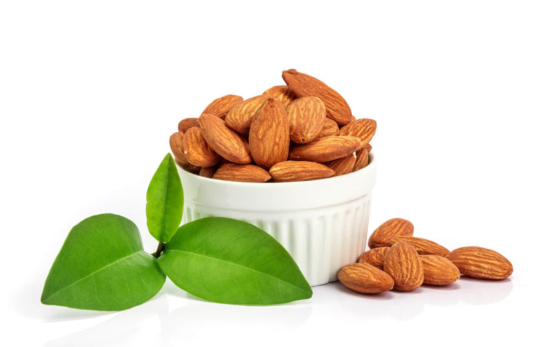 Raw Almonds 400gm