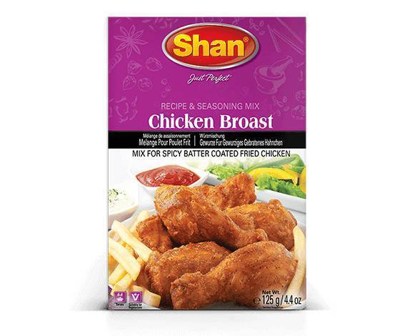 Shan Chicken Broast Masala Spice Mix