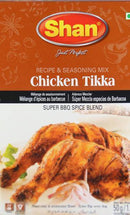 Shan Chicken Tikka BBQ Masala Spice Mix 50gm