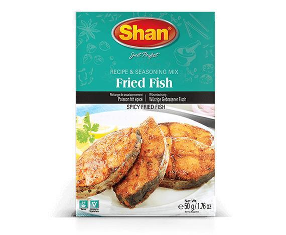 Shan Fried Fish Seasoning Masala Spice Mix 50gm