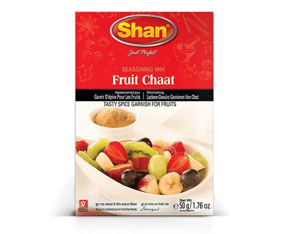 Shan Fruit Chaat Masala Spice Mix 50gm