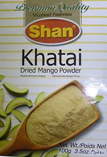 Shan Khatai Dried Mango Powder 100gm