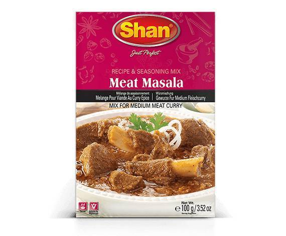 Shan Meat Masala Spice Mix