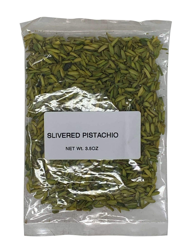 Slivered Pistachios 100gm