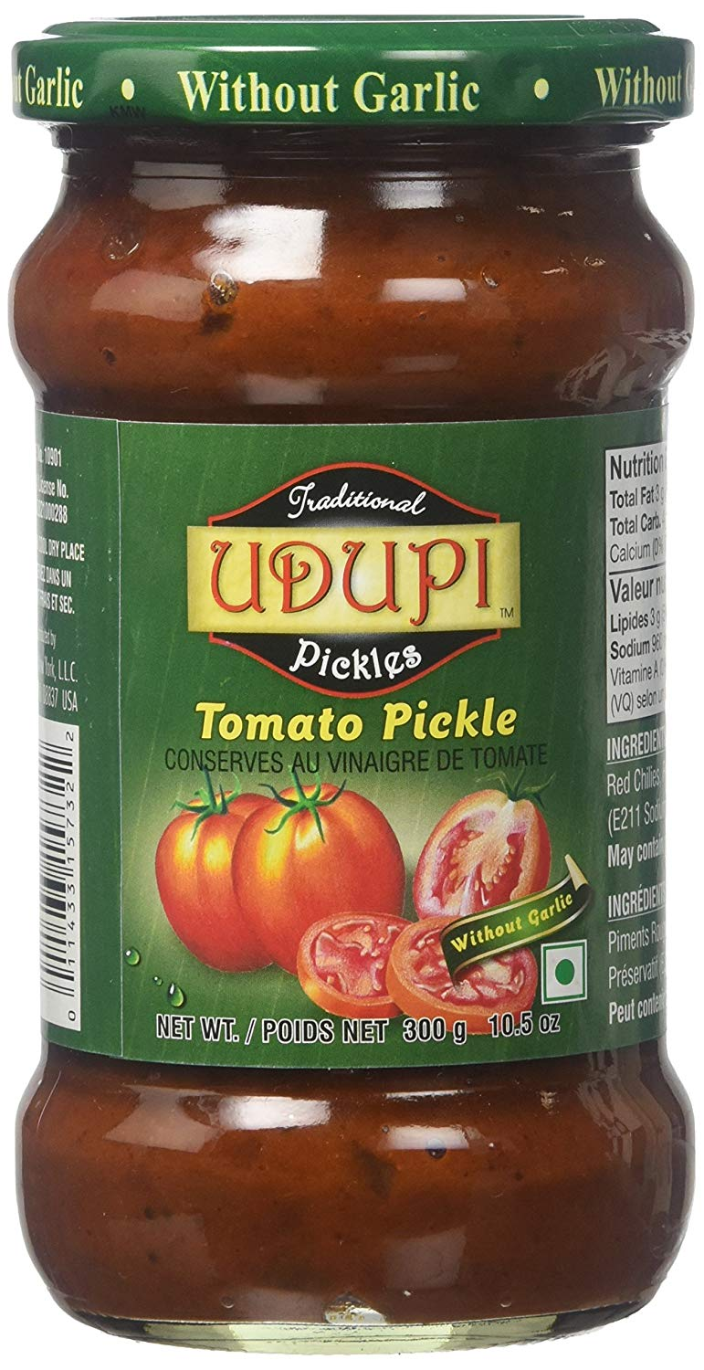 Udupi Tomato Pickle
