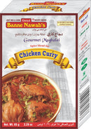 Ustad Banne Nawab's Chicken Curry Masala Spice Mix 65gm