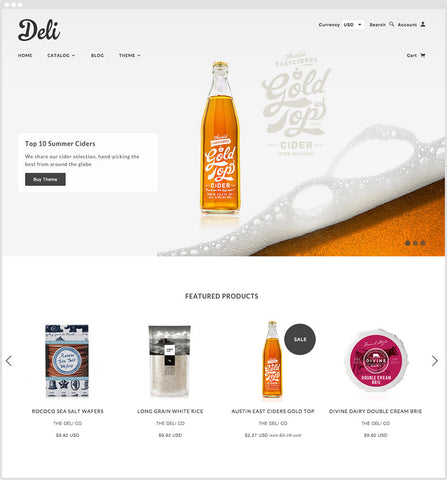 Blockshop Shopify Theme