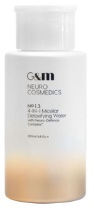 Ginger & Me 4 in 1 Micellar Detoxifying Water