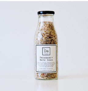 Pregnancy Bath Soak