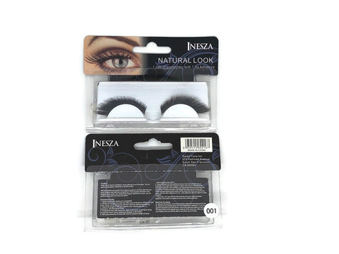 INESZA False Eyelashes Style #001 - ARK Industry Store