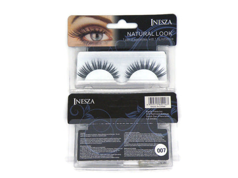INESZA False Eyelashes Style #007 - ARK Industry Store