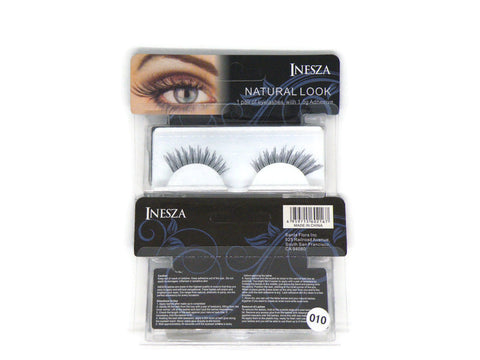 INESZA False Eyelashes Style #010 - ARK Industry Store