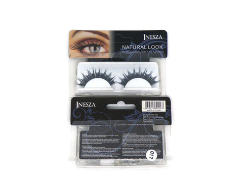 INESZA False Eyelashes Style #017 - ARK Industry Store