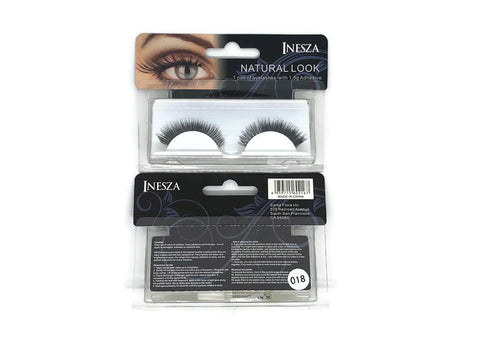 INESZA False Eyelashes Style #018 - ARK Industry Store