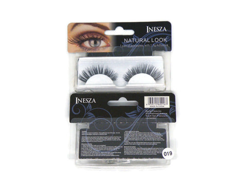 INESZA False Eyelashes Style #019 - ARK Industry Store