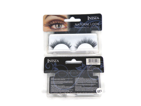 INESZA False Eyelashes Style #021 - ARK Industry Store