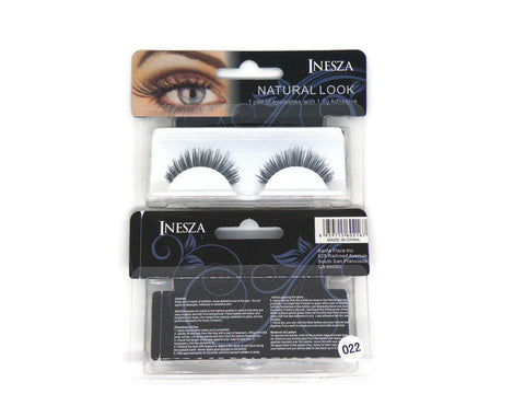 INESZA False Eyelashes Style #022 - ARK Industry Store