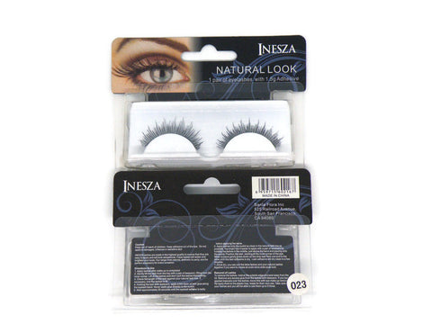 INESZA False Eyelashes Style #023 - ARK Industry Store