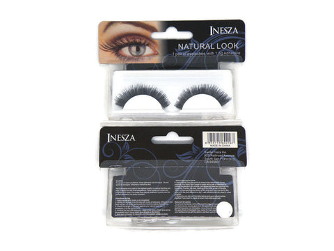 INESZA False Eyelashes Style #025 - ARK Industry Store