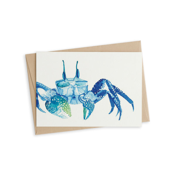 Greeting Card - Sebastian the Crab