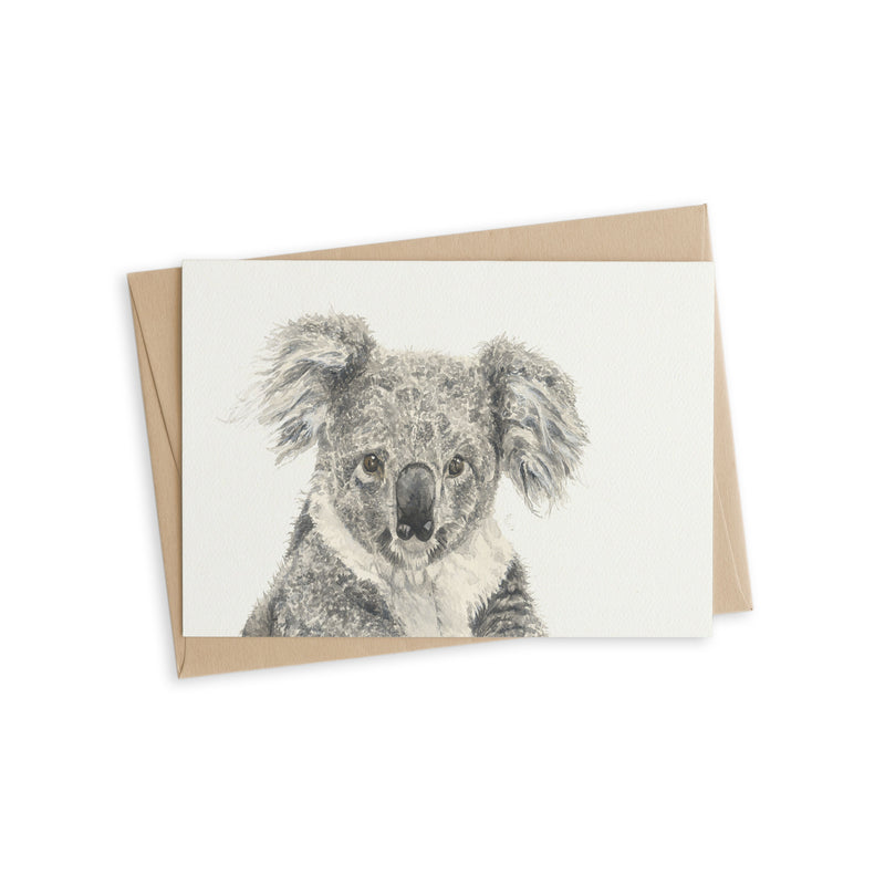 Greeting Card - Kingsley Koala