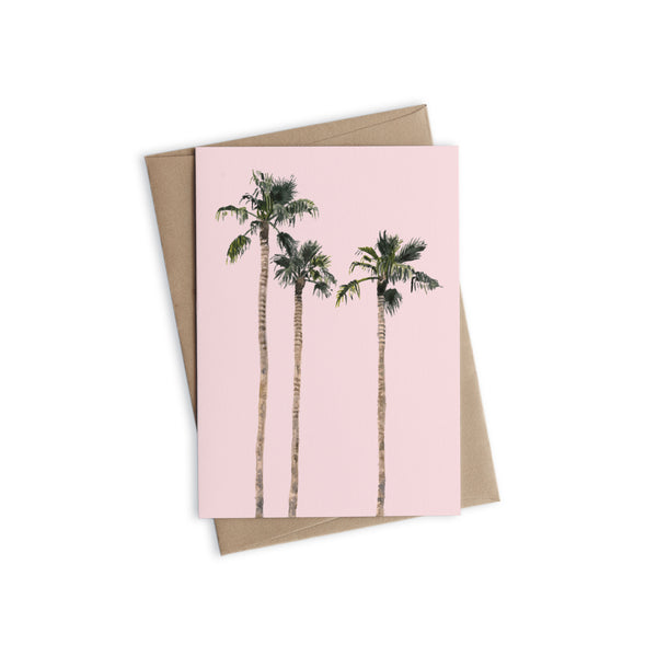 Greeting Card - Cali