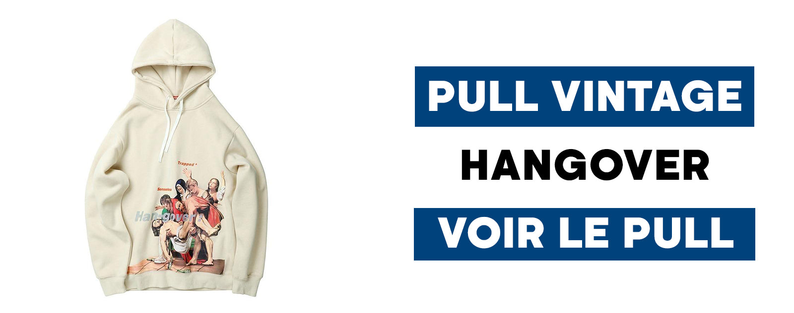 Pull Old School Homme