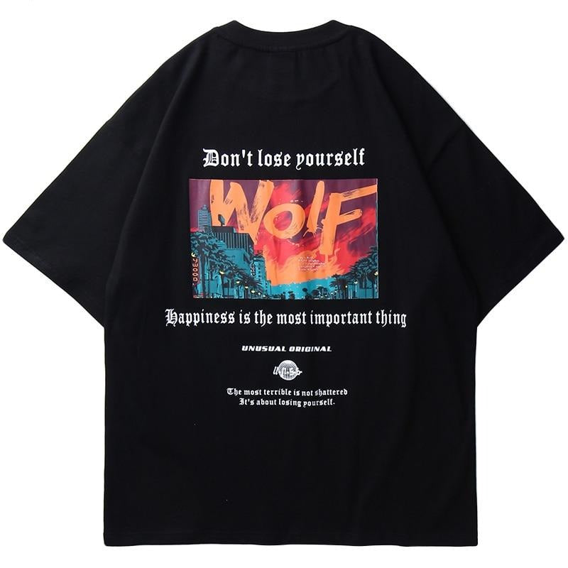 T-Shirt - Don't Lose