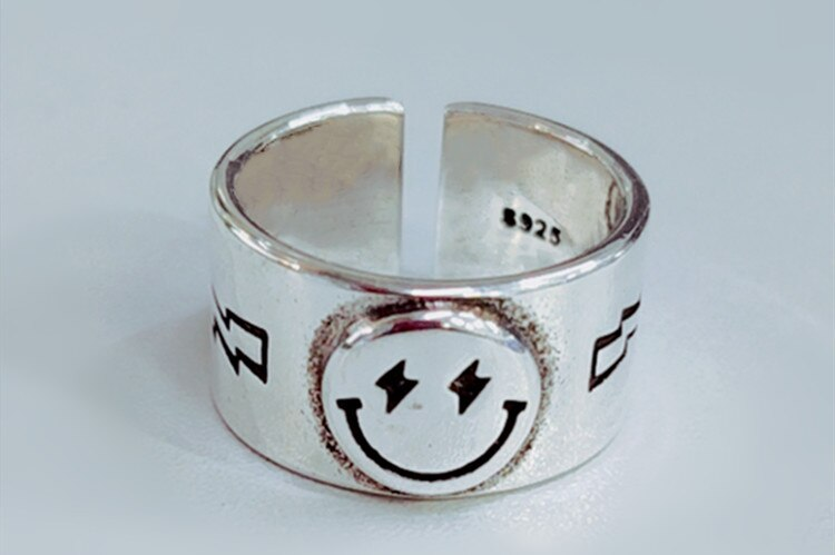 Bague - Smiley