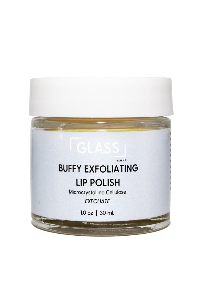 Buffy Exfoliating Lip Polish - Glass Skin Co.