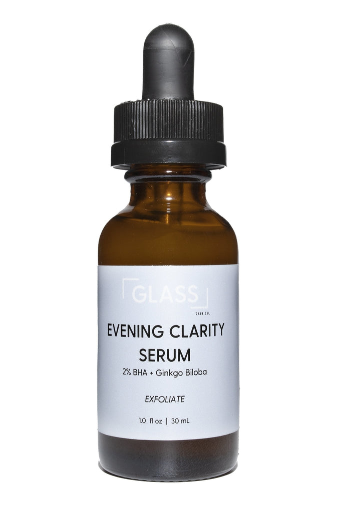Evening Clarity Serum - Glass Skin Co.