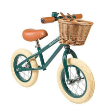 Load image into Gallery viewer, Banwood Balance Bike First Go - Green - Fast shipping Dreamy