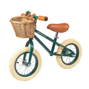Banwood Balance Bike First Go - Green - Fast shipping Dreamy